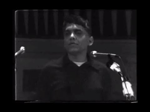 "Eqbal Ahmad — ""Revolution in the Third World"""