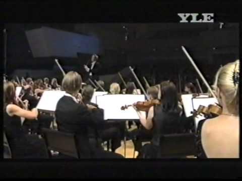 Samuel Barber Piano Concerto II.Canzone & III.Allegro molto