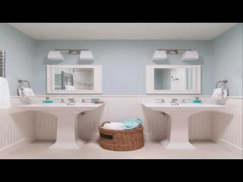 Small Bathroom Designs With Pedestal Sinks