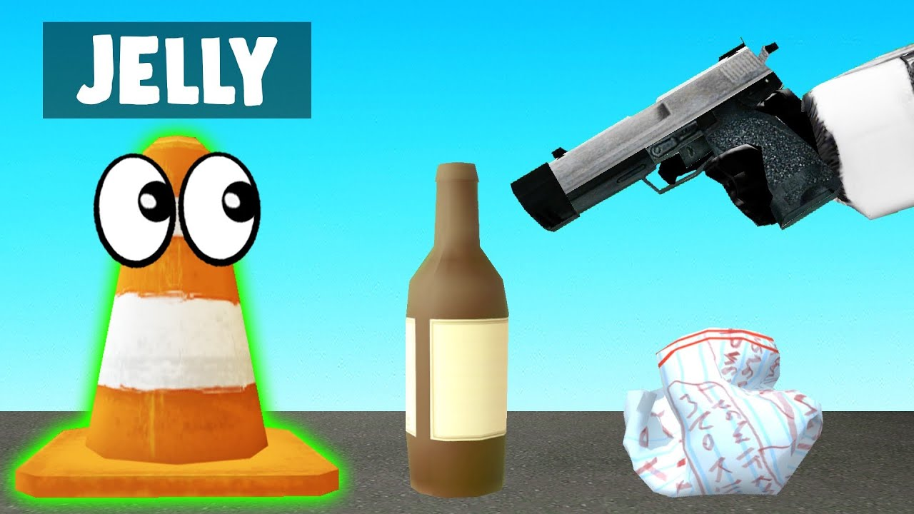 Download HIDING As A TRAFFIC CONE! (Gmod Prop Hunt)