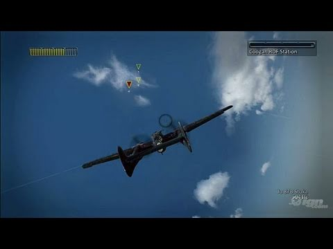 Heroes Over Europe Xbox 360 Gameplay - Slaughter in the Sky
