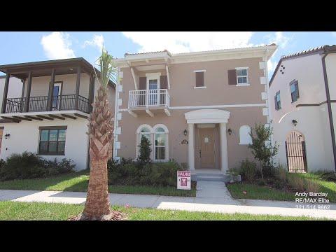 Viera New Homes | Model Home Tour | Soria model | Arrivas Village | Video Tour
