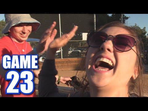 PLAYING LOTS OF YOUTUBERS!   On-Season Softball League   Game 23