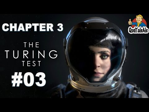 The Turing Test - Gameplay ITA - Walkthrough #03 [Capitolo3] -