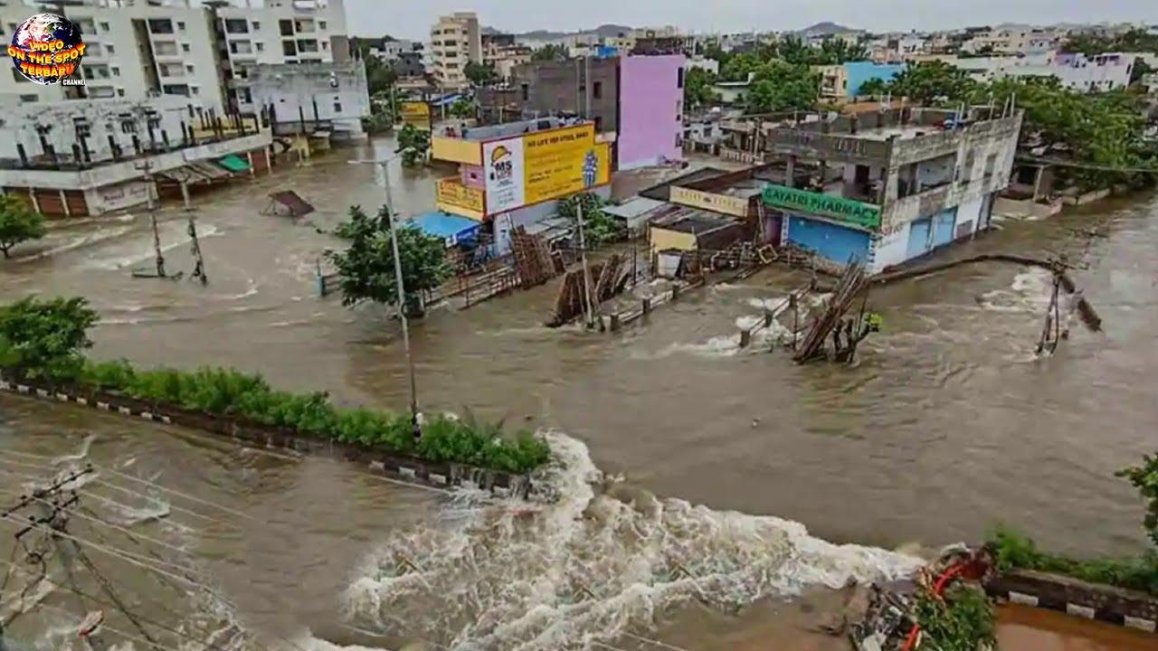 Kota ini Mendadak Jadi Lautan Akibat Banjir Dahsyat!! Kejadian Alam Mengerikan 2020
