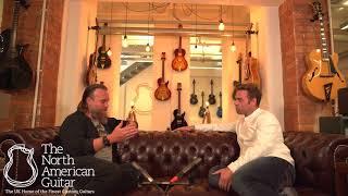 Talking Guitar: Dave Eringa