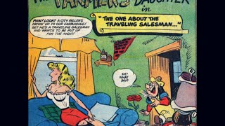 "The Farmers Daughter #1 ""The One About the Traveling Salesman. . """