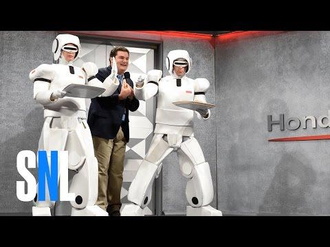 Honda Robotics - SNL