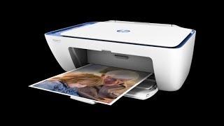 Impresión Completa En Impresora Hp Deskjet 2655 / 2652 / ...