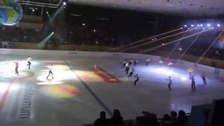 дворец спорта ледовое шоу