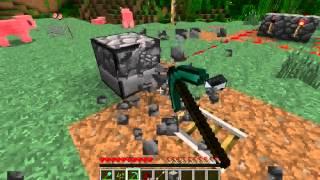 Co robić w minecraft jesli ci się nudzi / Działo maszynowe