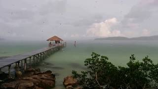 Koh Rong Weather - Rainy Season | Visit Koh Rong