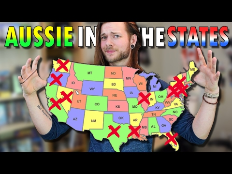 Coolest Places In The USA I Visited And Stupid Things I've Done