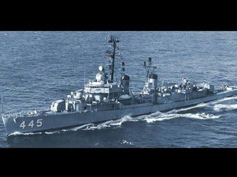 US NAVY - USS FLETCHER  ( War Thunder Ships )