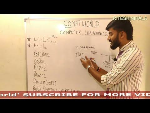 Computer Languages (Hindi)