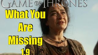 Game of Thrones: What You Are Missing 1.9