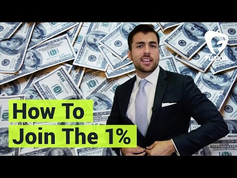 4 Ways to Join The One Percent (If You're Born A White Male)