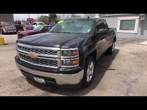 2015 Chevrolet Silverado 1500 Fort Collins, Greeley, CO, Laramie, Casper, WY R18101