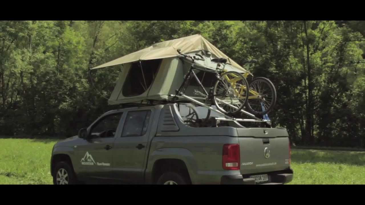 & Roof Tent - YouTube