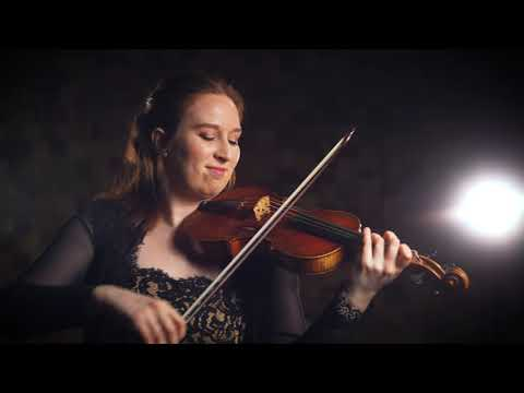 Augusta McKay Lodge Plays Bach's Partita No. 2 | Virtual Charlotte Bach Festival