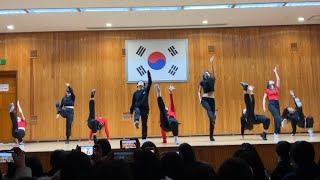 191223 성복중 댄스동아리 어텐션 공연 (컴백홈, …
