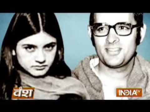 Vansh: Journey of Nehru-Gandhi Family Dynasty
