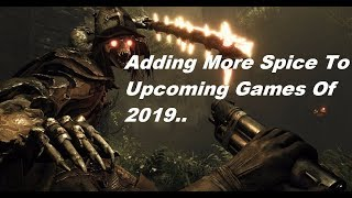 5 Horrifying Games Coming In Future | 2019