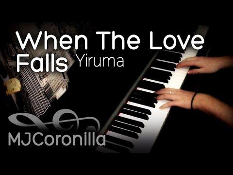 When The Love Falls  Yiruma Piano