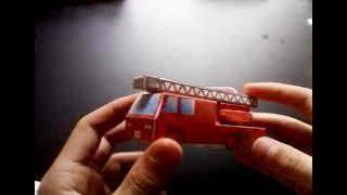 пожарная машина из бумаги(более нормальной авы к видео я сделать не смог., 2016-10-06T16:59:05.000Z)