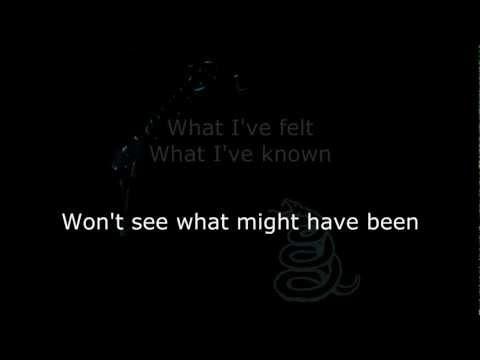 Metallica - The Unforgiven Lyrics (HD)