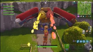 Fortnite - New Skin And Glider BEEF BOSS