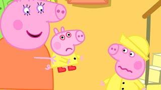 Мультфильмы Серия - Свинка Пеппа на русском все серии подряд - Больной Джордж - Мультики