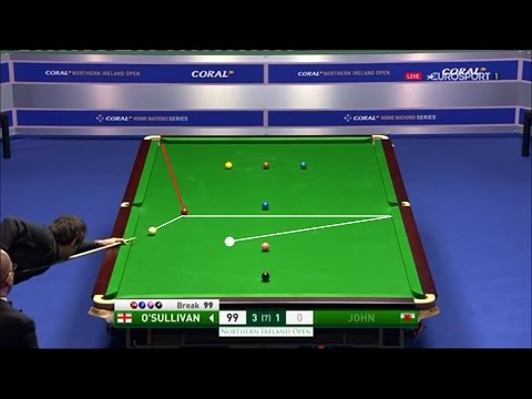 Ronnie O'SULLIVAN - King Of CLEARANCE I Part 1
