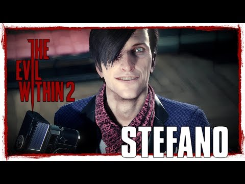 The Evil Within 2 • Chapter 8 • Stefano • Nightmare Difficulty
