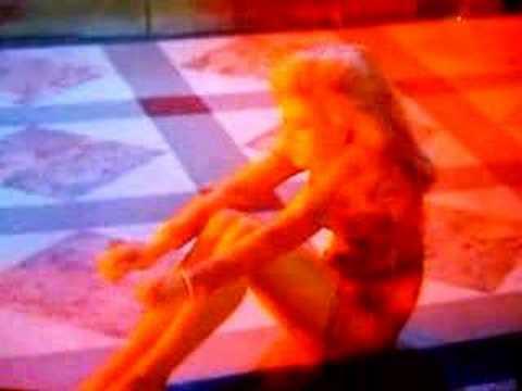 Hippy Chick On LSD