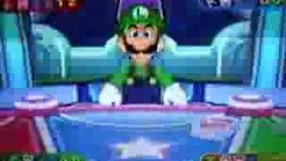 Mario Party 7 - Deck Hands Perfect Score 36 pts. (13+12+11)