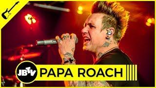 Papa Roach Broken As Me Live JBTV