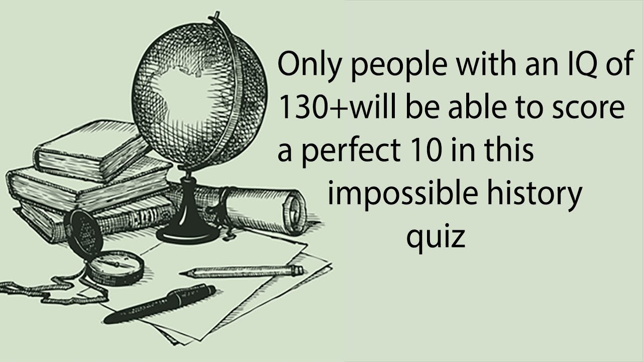 Is your IQ 130+? Test it here