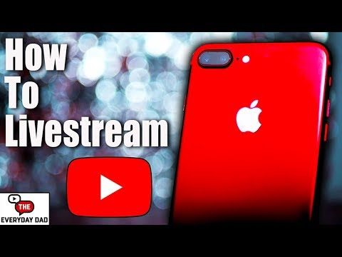 The EASIEST and CHEAPEST Way to Livestream on YouTube in 2018!