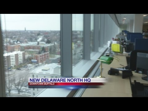 Delaware North opens its new doors