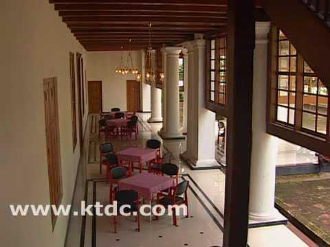 Bolghatty Palace - KTDC property, Accommodation, Tourists, Kochi