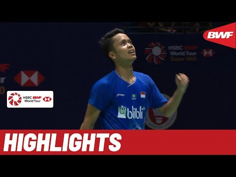 VICTOR China Open 2019 | Semifinals MS Highlights | BWF 2019