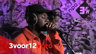 Yung Nnelg Live at 3voor12 Radio