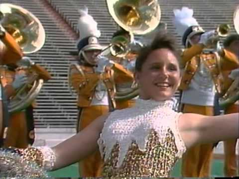 1989 Crane High School State Marching Contest Performance