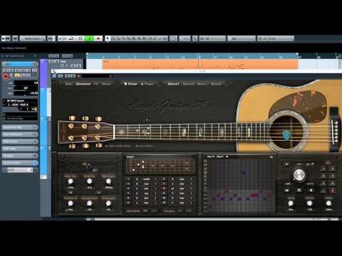 ample guitar m lite free vst myvst demo doovi. Black Bedroom Furniture Sets. Home Design Ideas