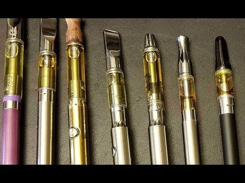 THC CANNABIS OIL Vapor Cartridge Refilling. All Cartridges Are Not Equal!!