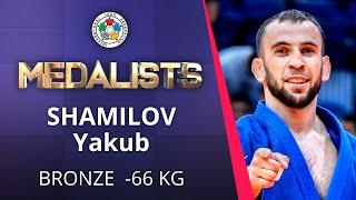 SHAMILOV Yakub Bronze medal Judo Kazan Grand Slam 2021