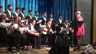 Muş Alparslan Üniv. 2016 Kutlu Doğum Haftası Tasavvuf Mus. Konseri Ey rahmeti,  Allah adın