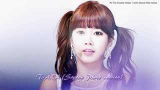 T-ARA - For You (Acoustic version)( Soyeon photo ver.) [Fan Made]