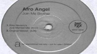 Afro Angel ‎-- Join Me Brother (Ian Pooley Main Mix)